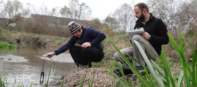 Modelarea dispersiei poluantilor în mediul acvatic