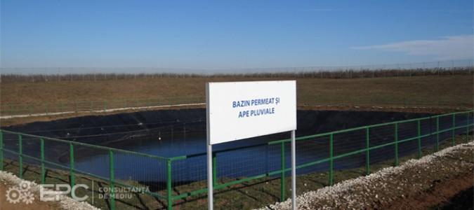 Documentaţie tehnică Acord de preluare ape uzate