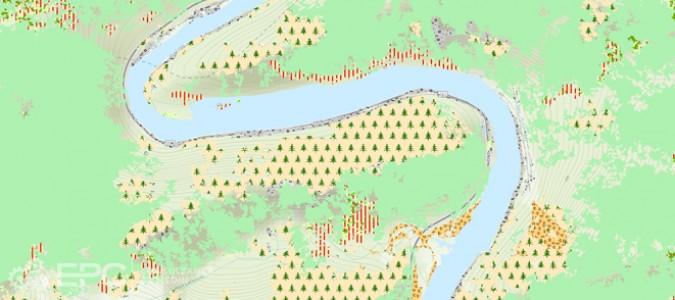 Cartarea habitatelor
