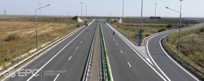 """Revizuirea Acordului de mediu pentru proiectul """"Autostrada Bucureşti-Braşov, Tronsonul Comarnic - Braşov""""."""