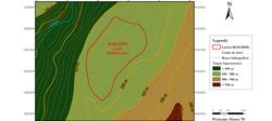 Cartare habitate, elaborare hărţi de distribuţie - Glodeasa şi Bâlbâitoarea