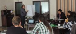 Organizarea de seminarii pentru instruirea/creşterea capacităţii instituţionale - Hârtibaciu