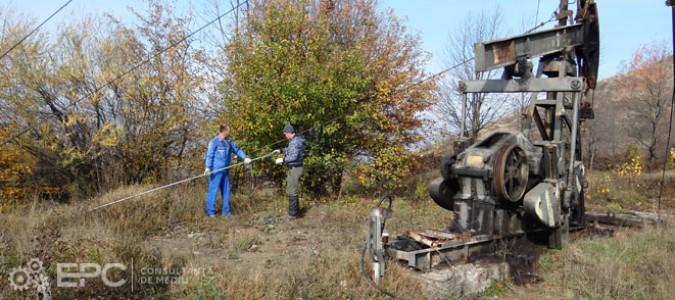 Raport de investigare şi evaluare a poluării solului şi subsolului